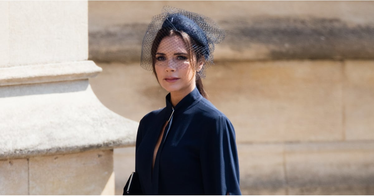 Victoria Beckham's Royal Wedding Guest Outfits Follow This 1 Simple Rule