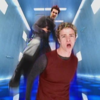 N'Sync Dance Moves in GIFs