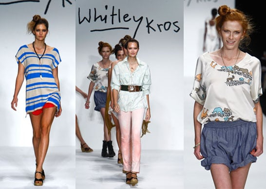 LA Fashion Week, Spring 2009: Whitley Kros