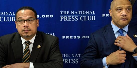 Witness At Ted Cruz Hearing Accuses Congress' Two Muslim Members Of Muslim Brotherhood Ties