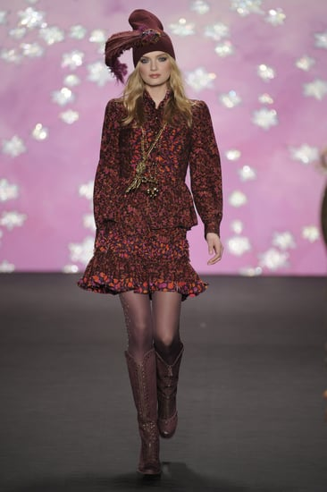 New York Fashion Week: Anna Sui Fall 2009