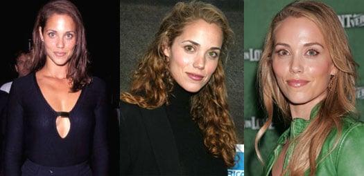 Do You Prefer Elizabeth Berkley As a Blonde, Brunette, or Somewhere In Between?