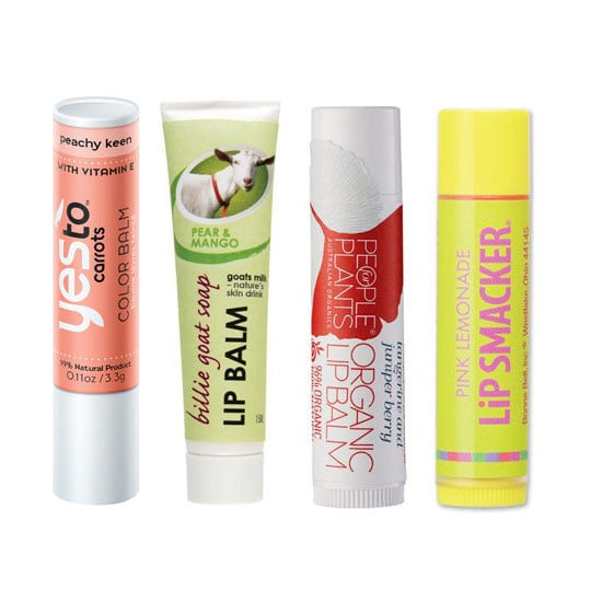 Fresh and Fruity Lip Balms to Use Right Now