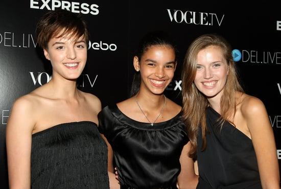 The Model.Live Girls Have Arrived at Fashion Week