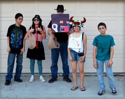 The Right Age to Stop Trick-or-Treating