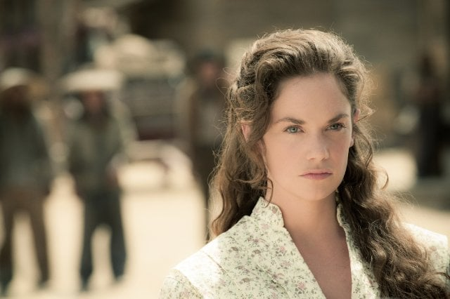 Ruth Wilson in The Lone Ranger.