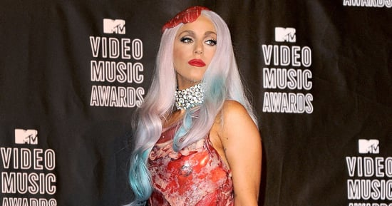 You Can Eat Lady Gaga's Infamous Meat Dress