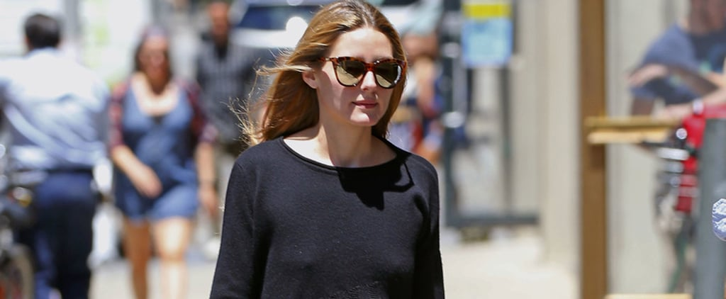 Olivia Palermo Came Up With the Best Method For Showing Off Your New It Bag