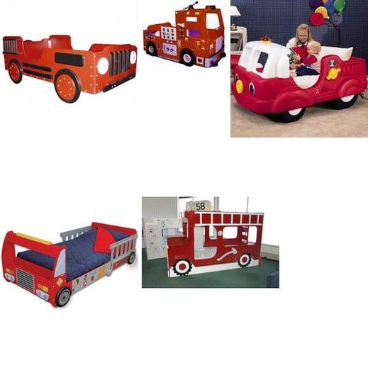 Fire Truck Beds