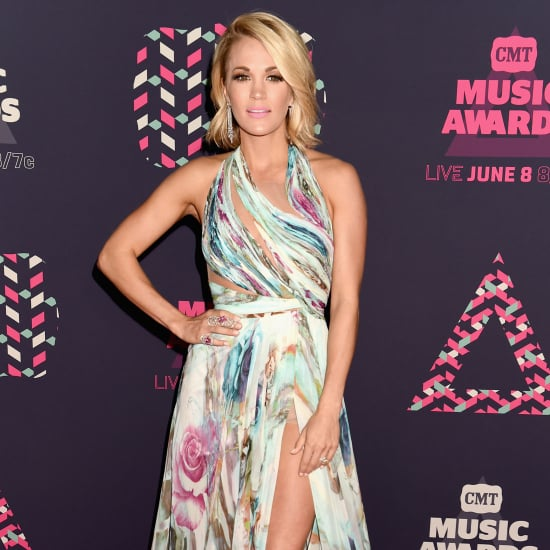Carrie Underwood's Dress at CMT Awards 2016