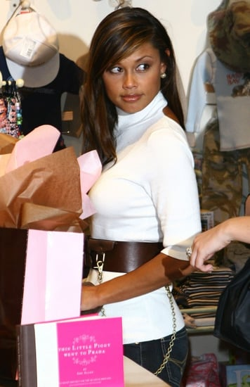 Vanessa Shopping For Baby?