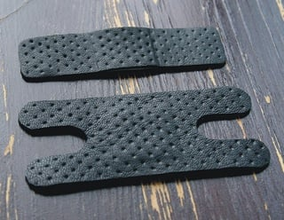 Amron Exptl. Black Leather Band-Aids: Love It or Hate It?