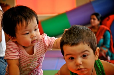 4 Ways to Help Your Toddler Learn Social Skills