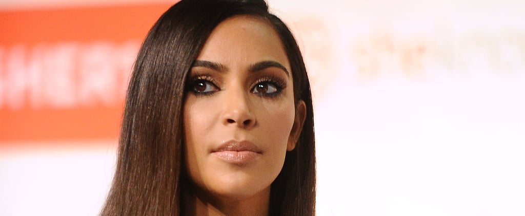 """Kim Kardashian Explains Why She Doesn't """"Label Herself"""" a Feminist in a Fairly Confusing Essay"""