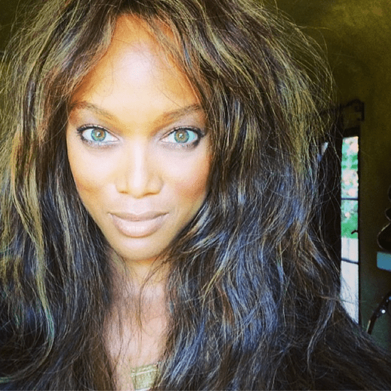 Tyra Banks Beauty Interview