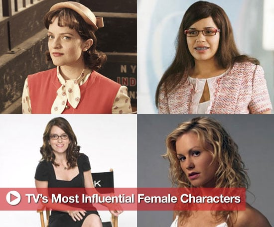 Sugar Shout Out: Buzz's 10 Most Influential Female Characters on TV
