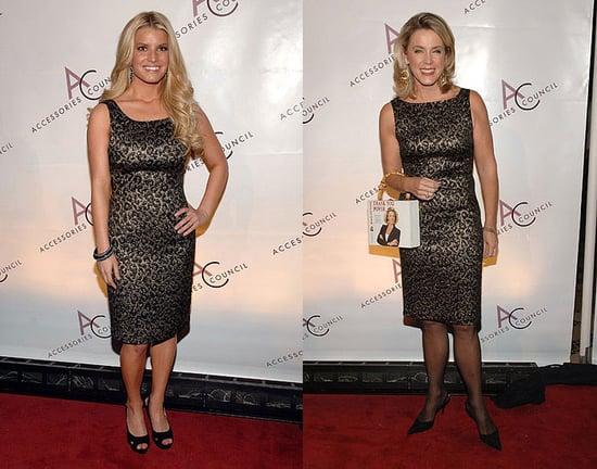Who Wore It Better? Michael Kors Leopard Sheath Dress