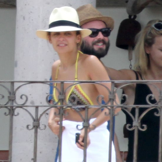 Nicole Richie Wears a Bikini in Cabo | Pictures