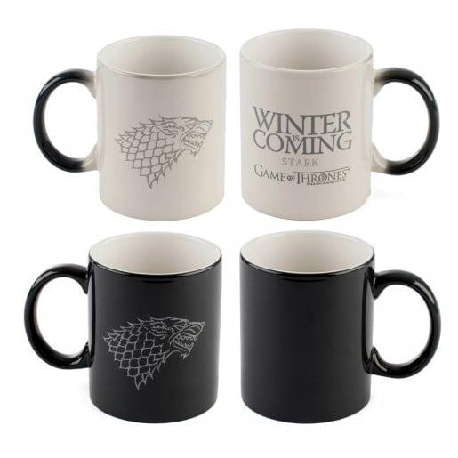 Winter Is Coming Mugs