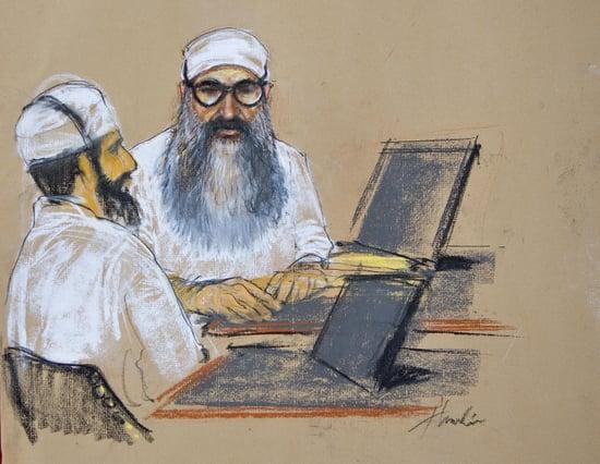 9/11 Guantanamo Defendants Denied Access to the Internet