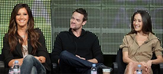 Nikita and Hellcats TCA Panel