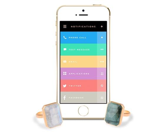 Ringly Smart Jewelry