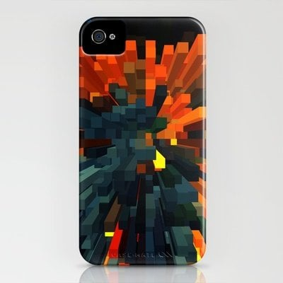 Deconstructed iPhone 4 and 5 Case