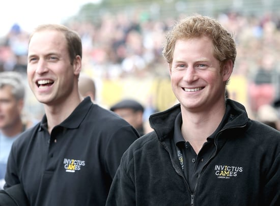 Prince William Laughs Off a Mom's Request for Prince Harry's Number for Single Daughter: 'You Don't Want That!'