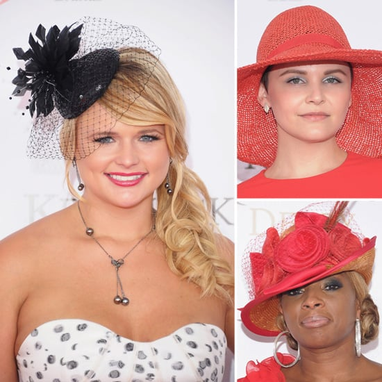 6 Kentucky Derby Beauty Looks to Tip Your Hat To