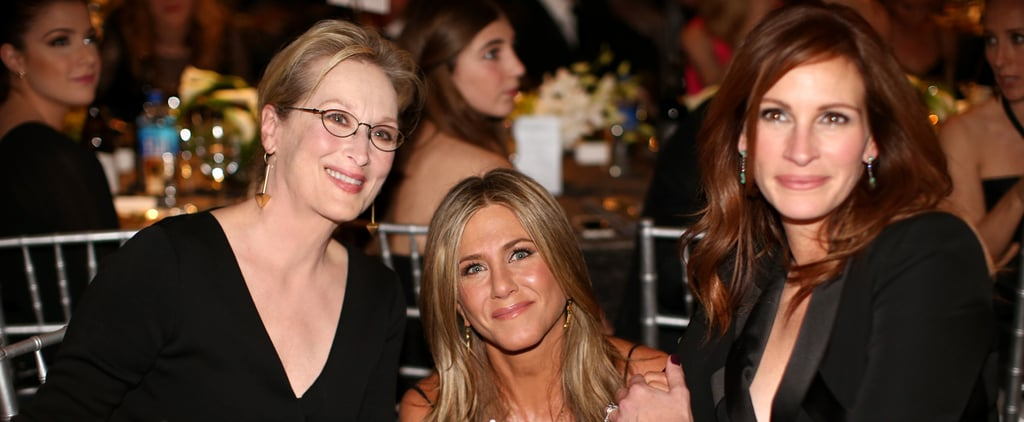 But Really, What Were Meryl, Jennifer, and Julia Talking About?