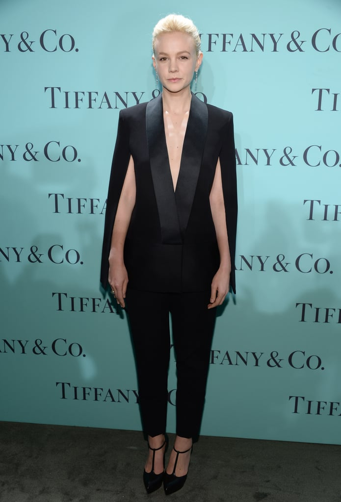 Carey Mulligan in Victoria Beckham at the 2013 Tiffany & Co. Blue Book Ball
