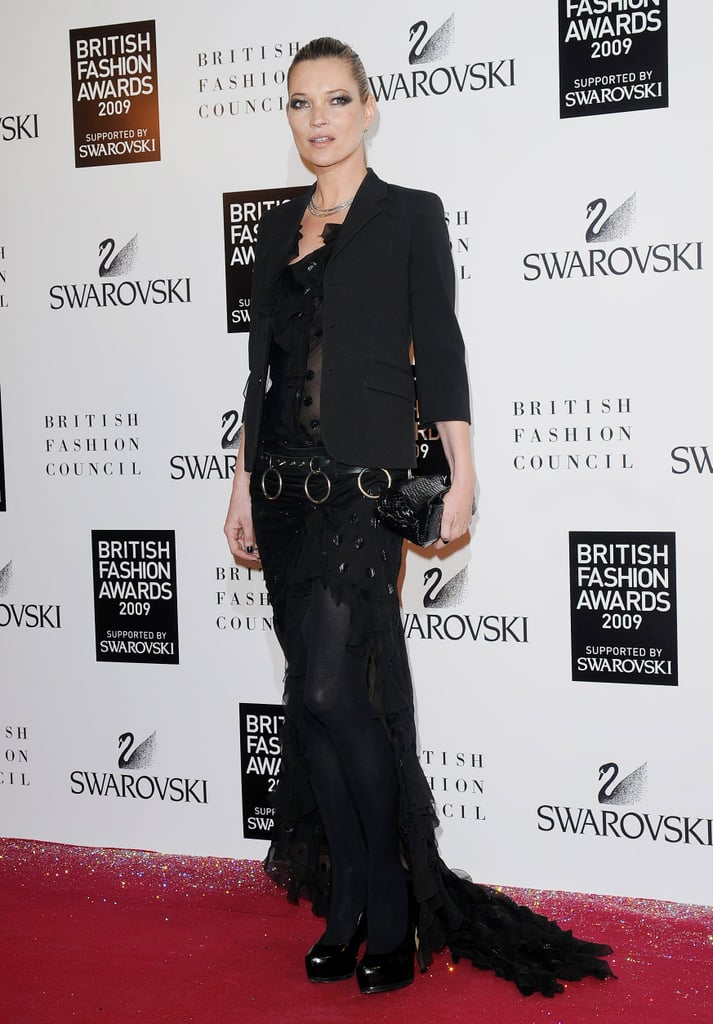 December 2009: British Fashion Awards
