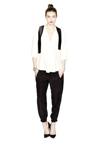 Hatch Collection's Tuxedo Shirt