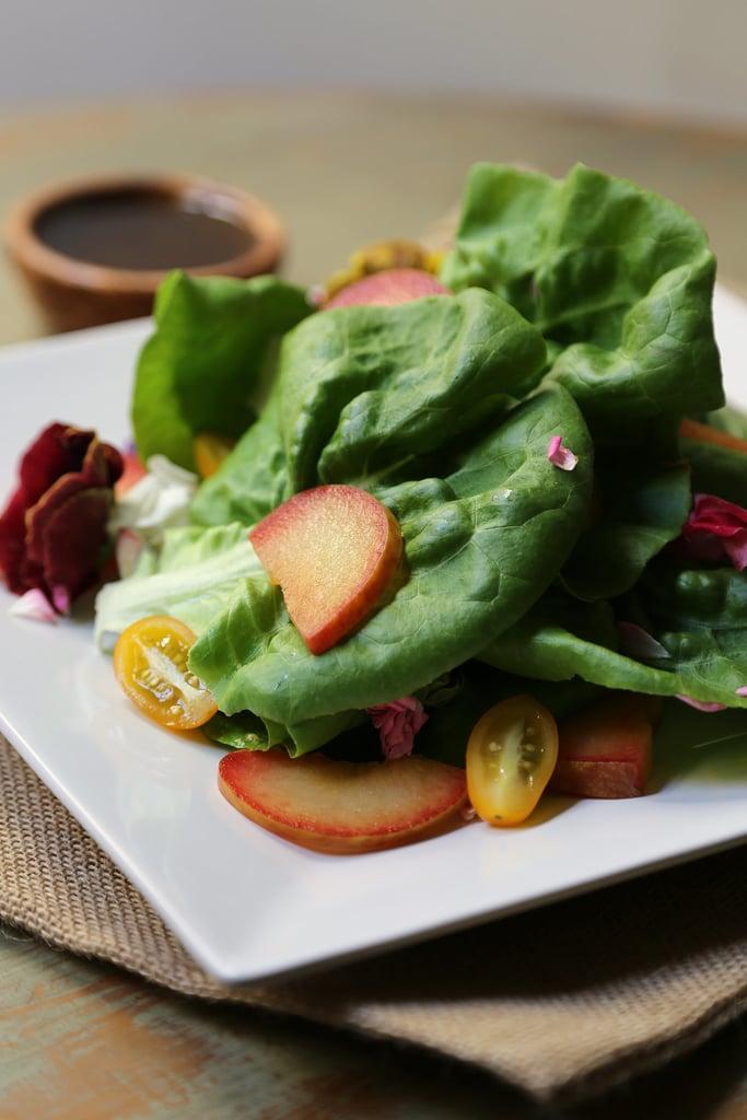 Pluot Salad