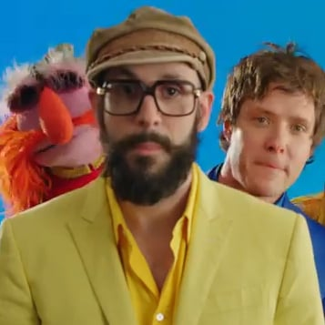 OK Go Muppets Theme Song Music Video