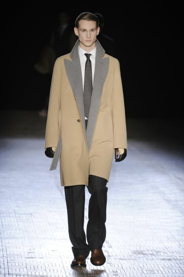 Paris: Raf Simons Men's Fall 2009