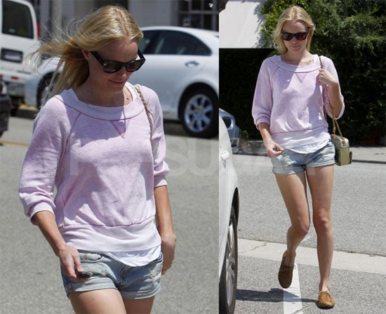 Photos of Kate Bosworth Running Errands in LA