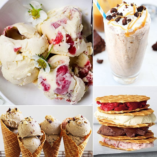 MAKE: Whip up some homemade ice cream treats for a real Summer treat