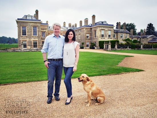 Go Inside Princess Diana's Childhood Home with Her Sister-in-Law, Countess Spencer (There's a Bouncy Castle in the Dining Room!)