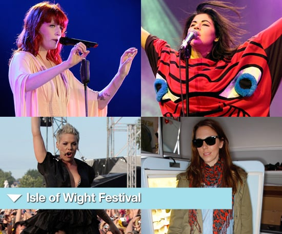 Photos from the 2010 Isle of Wight Festival
