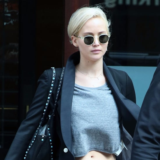 Jennifer Lawrence Out in NYC March 2016