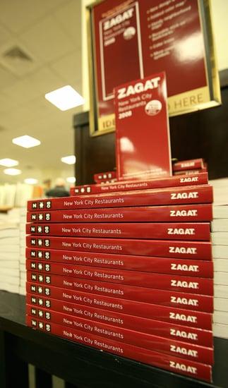 Zagat Survey For Sale