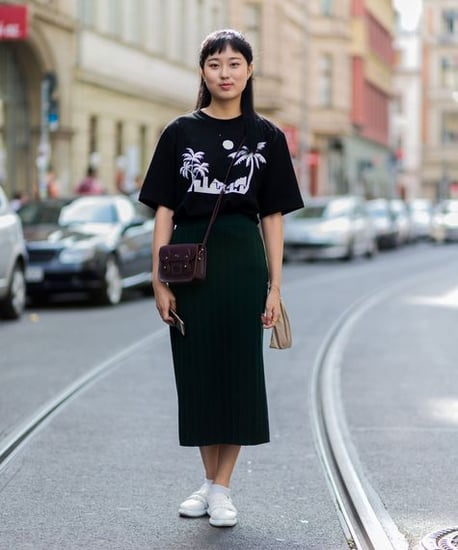 How To Wear The Contents Of Your T-Shirt Drawer The Fashion Week Way