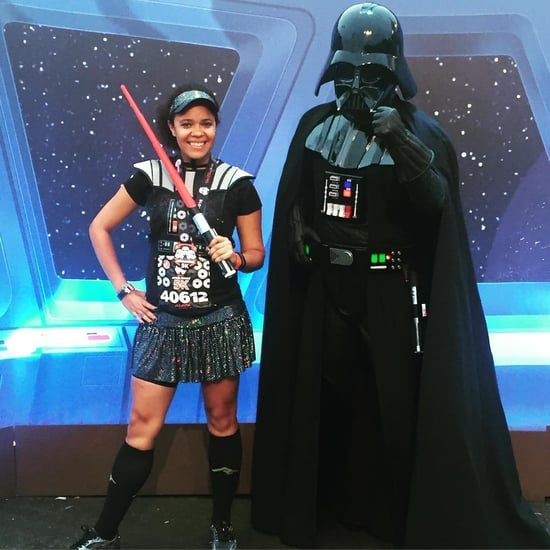 Disney Star Wars 5K 2016 Costumes