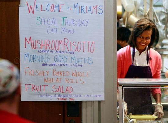 Michella Obama Highlights Importance of Healthful Eating