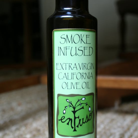 Delicious, Smoked Olive Oil