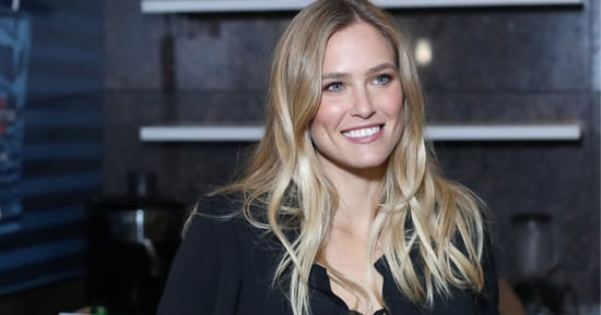 Bar Refaeli Wonders If Watching Grey's Anatomy Will Turn Her Baby Into a Doctor