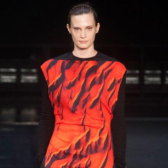 Helmut Lang Fall 2014 Runway Show | NY Fashion Week