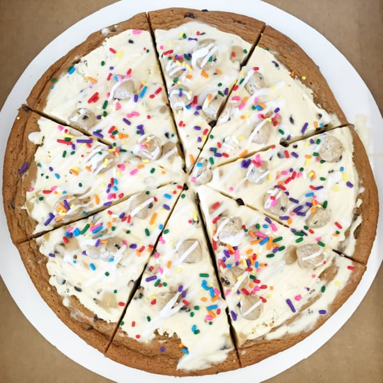 Baskin-Robbins Polar Pizza Review