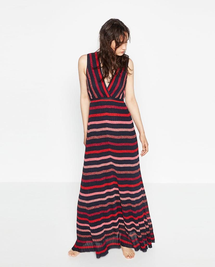 Zara Striped Dress ($100)